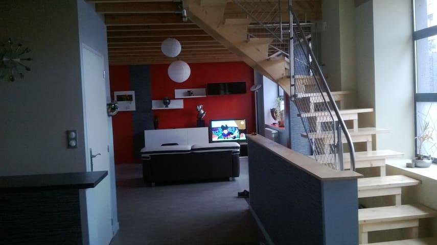 Appartement T3 - Roanne - Apartamento