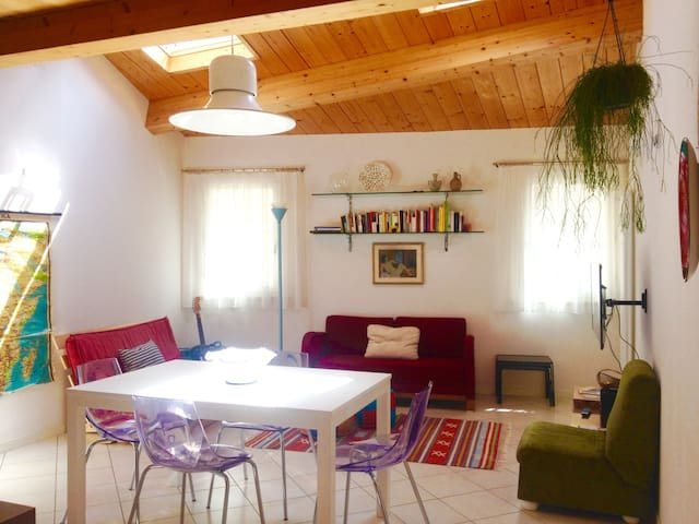 Apartment in Porta Santi (with breakfast) - Cesena - Apartemen