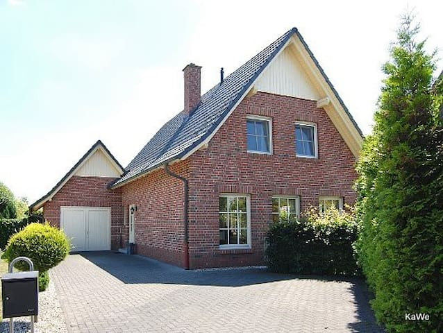 Countryside close to Dutch border - Gronau - Hus