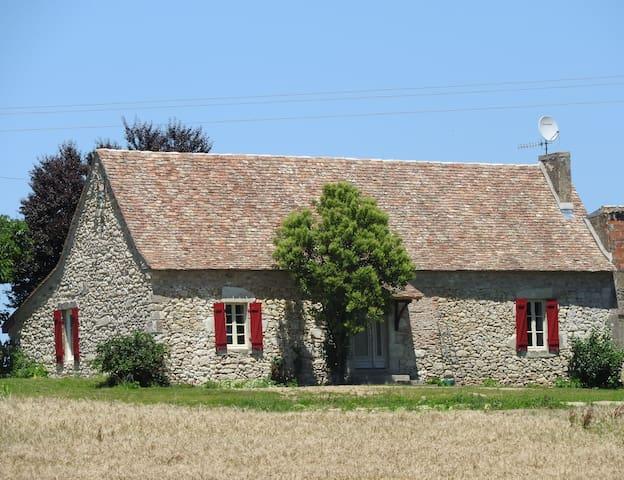 Maison de charme à la campagne court ou long séjou - Villefranche-de-Lonchat