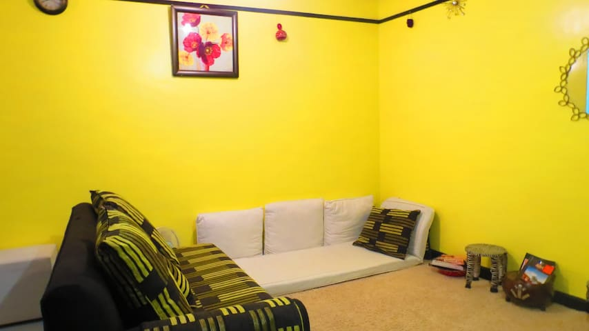 Delightful home, near JKIA airport - Nairobi - Dom