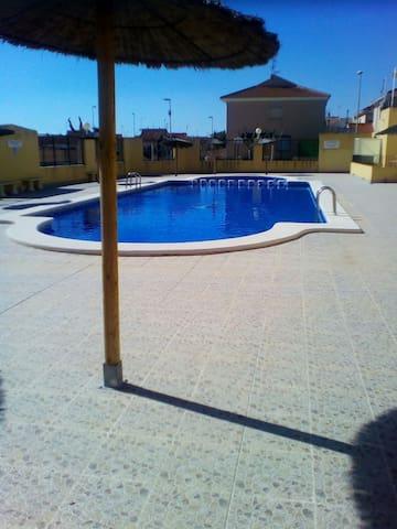Casa dos habitaciones Los Narejos - Los Alcázares - Ev
