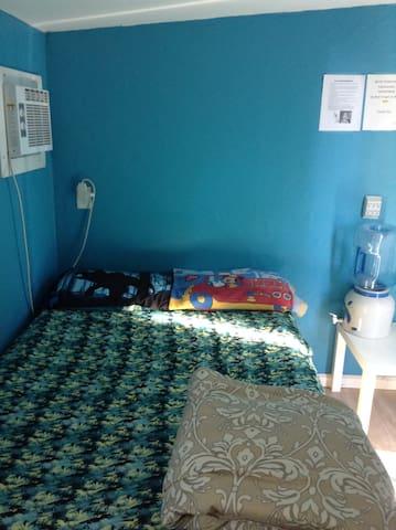 Blue Little Room, Size Full Bed - San Bernardino