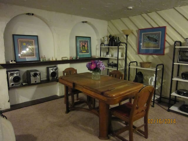 1 Bdm Cozy Apt in House on Farm - Bellefonte - Casa