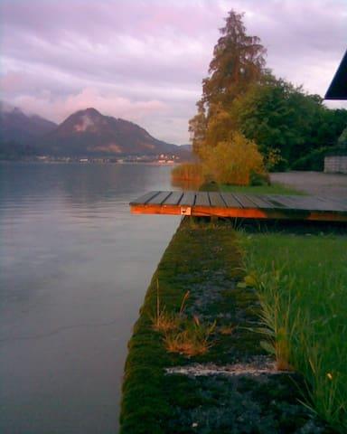UNIQUE - A dream at the lake - Fuschl - Hus