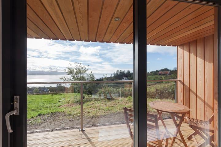 Luxury room with Private deck - Bracken Brae Rm 4 - Ardvasar - Bed & Breakfast