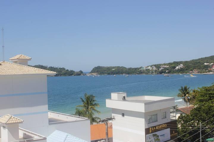 Melhor Vista da Baía de Bombinhas - Bombinhas - Huoneisto