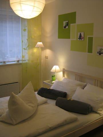 Super gemütliche kleine Wohnung  - Sonneberg - Lägenhet
