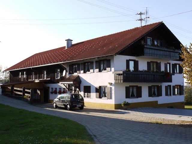 Flat ibavaria-Alpes- Lake constance - Oberreute - Leilighet
