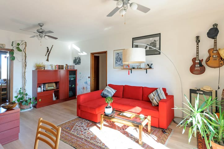 private room/apartment in Reggio E. - Reggio Emilia - Appartement