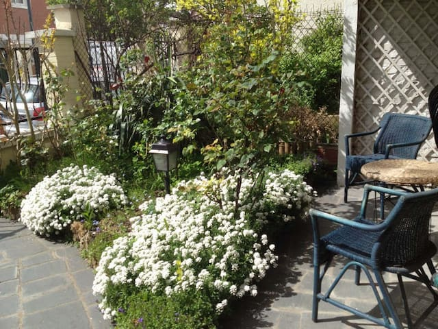 Studio with garden closed to Paris - Fontenay-sous-Bois - Huoneisto