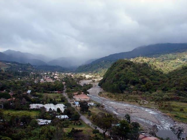 Beautiful highlands of Boquete - Boquete