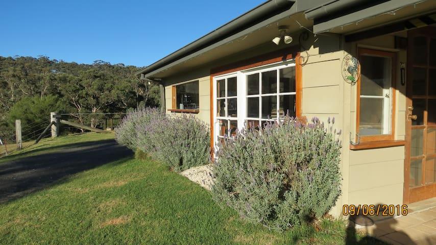 Bowens Creek Cottage-  Bilpin - Bilpin - Stuga