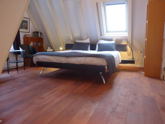 Citycenter, Canal-house, 5 Star, Room+ensuite - Amsterdam