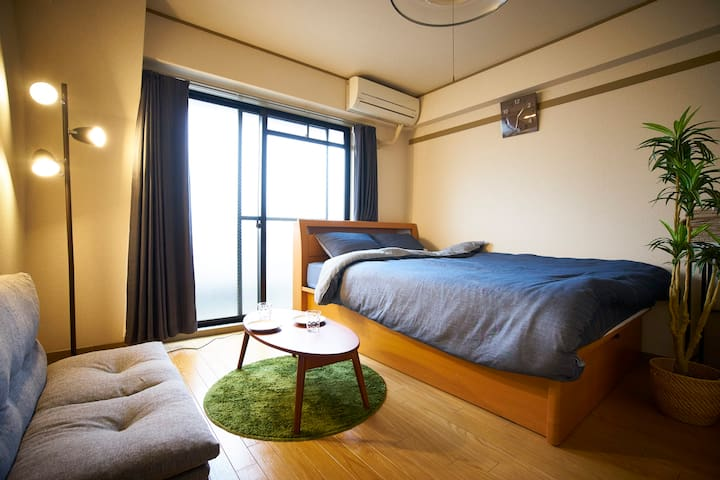 Best Location for Kyoto travel with WiFi!! - Kyōto-shi - Apartment