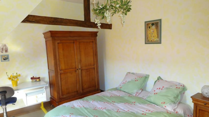 Bed and B. cerca de 3 km de BETHUNE - Hinges - Casa