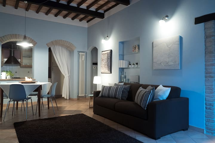 Vicolobellisei - Longiano (fc) - Longiano - Appartement