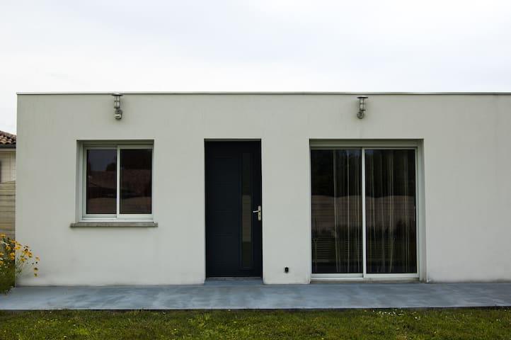 Studio 35 m2 2(3) personnes - Hinx - Ev