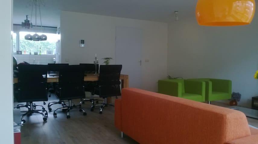 Modern appartement in hart centrum - Apeldoorn - Appartement