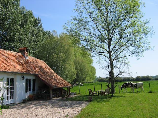 Gîte de charme au bord de l'authie - Tigny-Noyelle - Casa