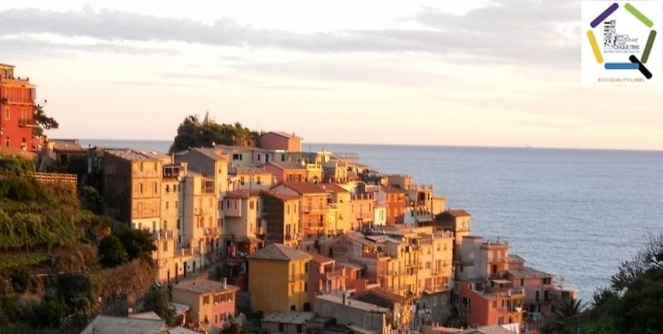 Casa Capellini double with balcony - Manarola - Ev