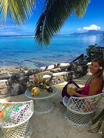 Faré MIRO bord de mer PunaauiaTAHITI - Puna'auia