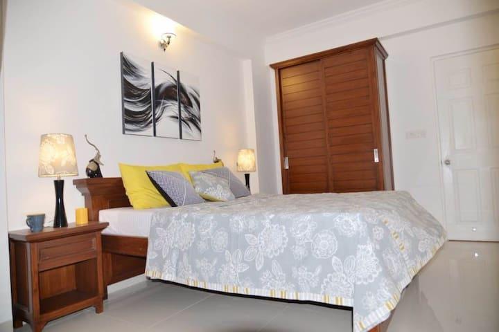 Lavish 2 BHK apartment @pedem - Mapusa - Leilighet