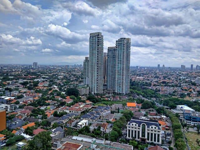 Apartment the mansion at kemang - jakarta - Apartamento