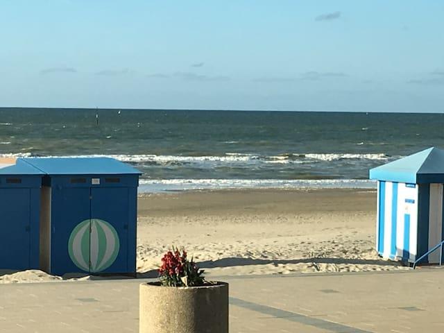 Bel appartement face mer - Dunkerque - Leilighet