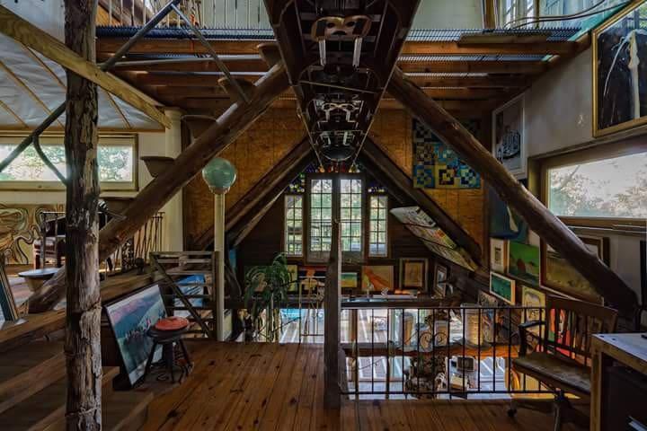 WalkerWorld Organic Artist Retreat - Castle Hayne