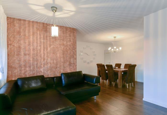 Hochwertige Wohnung bei HEIDELBERG - Leimen - Huoneisto