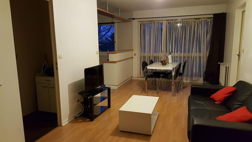 Appartement T3 (60m²), proche du métro - Rennes