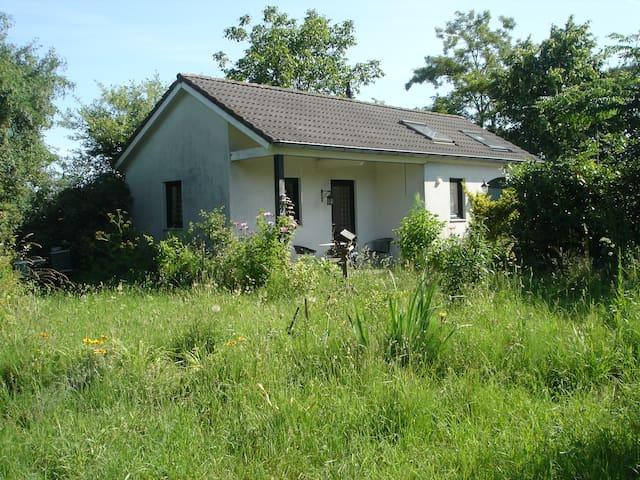 Rustiek huisje in het groen - Driel - Stuga