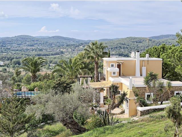 Exquisite Old Finca - Sant Joan de Labritja - Apartment