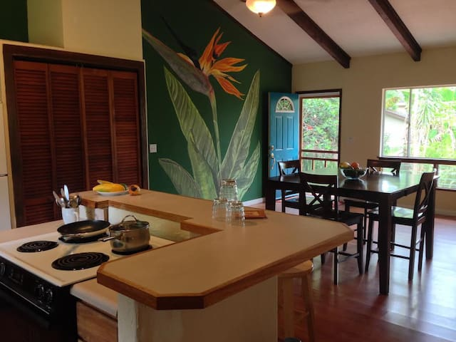 Bird-of-Paradise Organic Farm Guest House - Naalehu - Talo