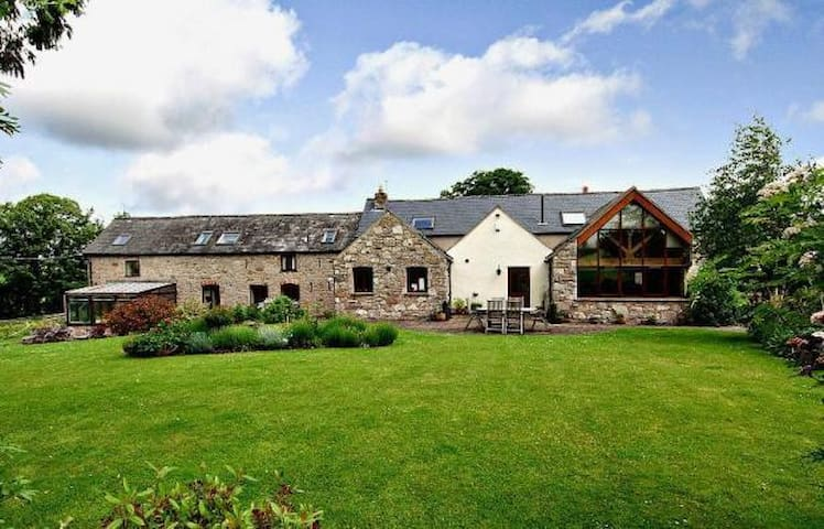 Buarth Mawr - Garden Room - Prion - Huis