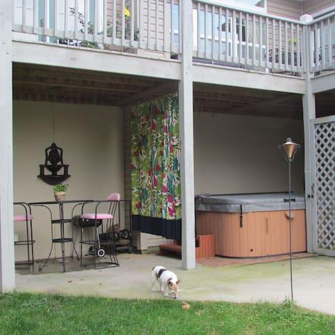 Leap of Faith Farm - Private Apartment - Earlysville
