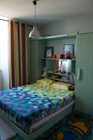 Bel appartement T4 moderne en parc naturel - Labastide-Murat - Lägenhet