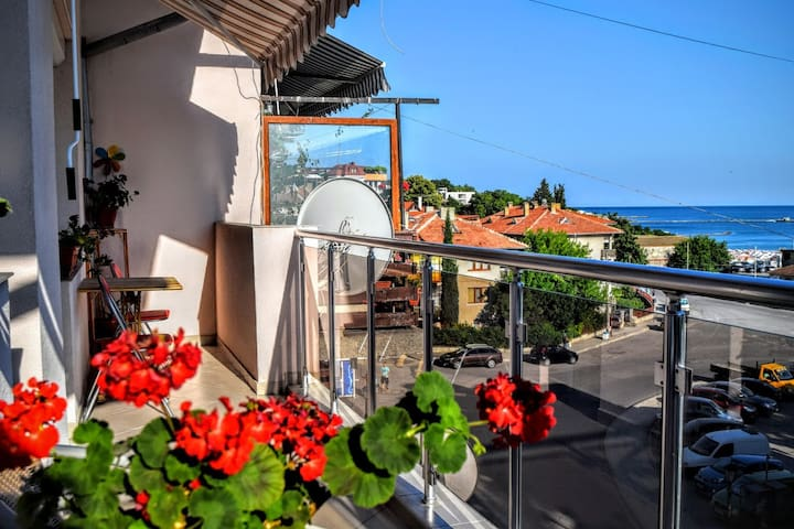 "Luxury Apartment ""Kibella Beach"" in Balchik. - Varna"