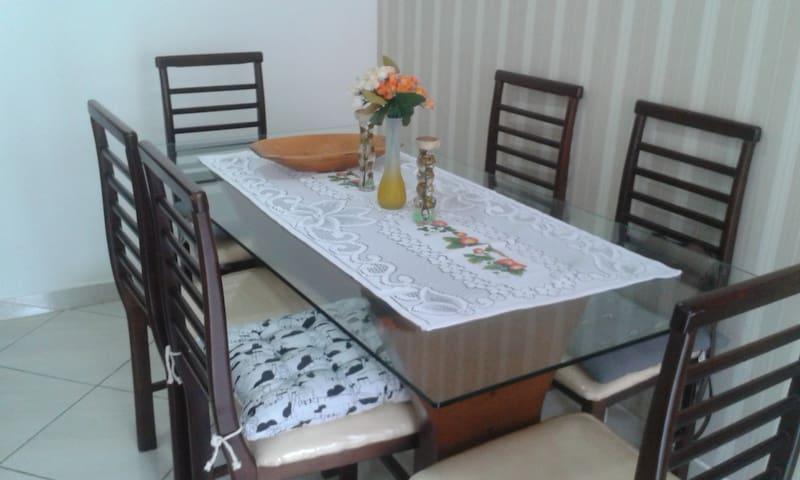 Apartment for four people near the sea. - Vila Velha - Appartement