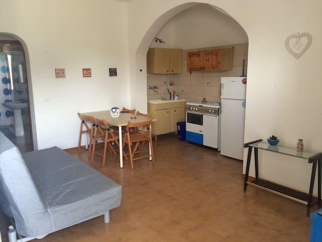 Salento casa vacanza Spiaggiabella blu - Lecce - Rumah