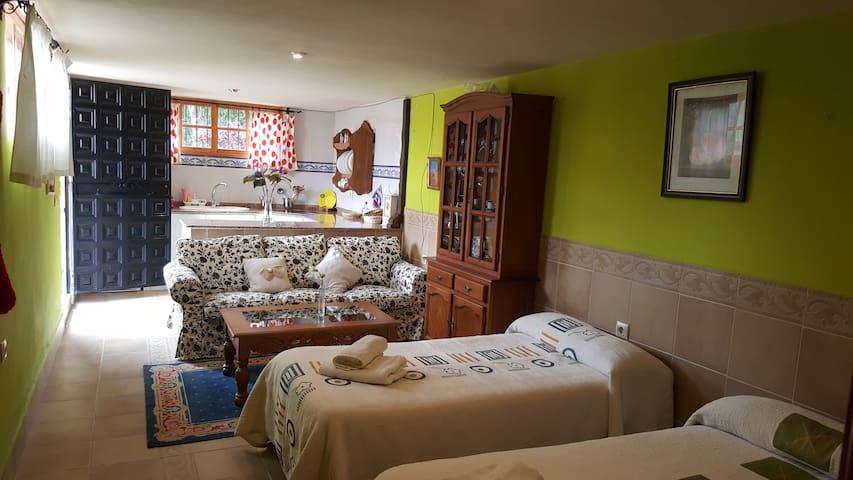 Apartamento del Lago - El Santiscal - Lägenhet