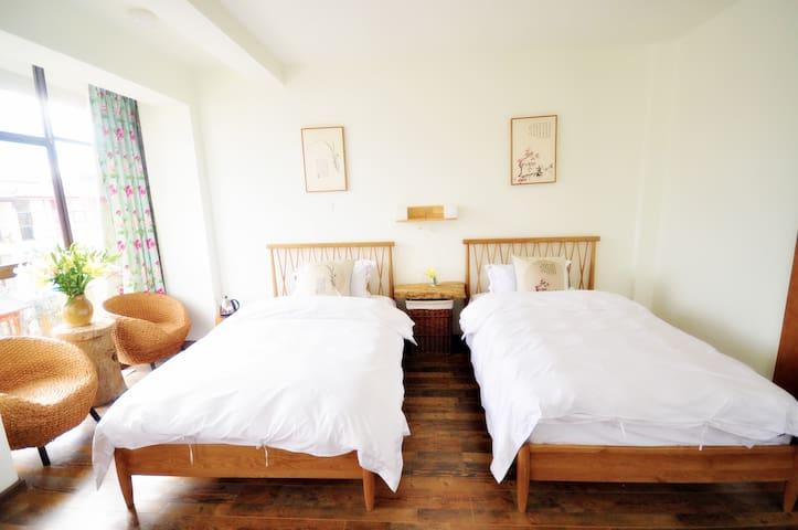 唯美庭院,闹中取静的花园式客栈 - Yuxi Shi - Hotel boutique