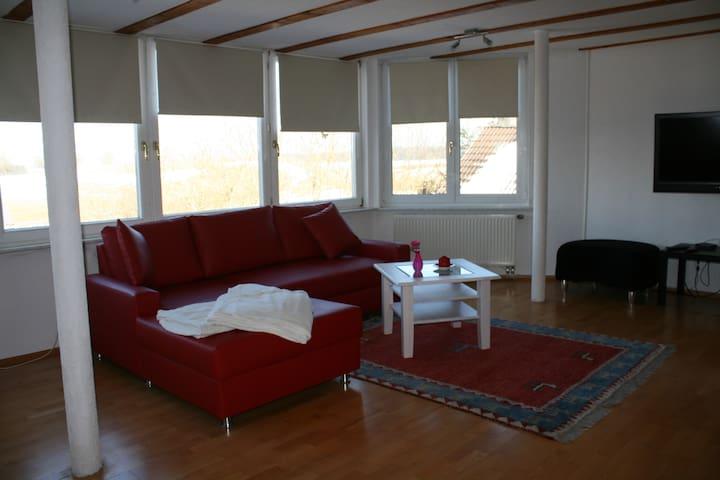 Panorama Apartment - Herdwangen-Schönach - Leilighet