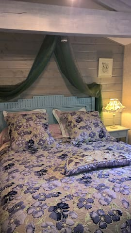 CHAMBRE D'HÔTES DE PUYGAREAU ( TULIPE) - Baignes-Sainte-Radegonde - Bed & Breakfast