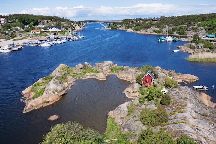 Private island in sunny Hvaler - Vesterøy - Остров