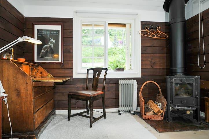 Stockholm Writers Cabin - Lidingö - Chalet