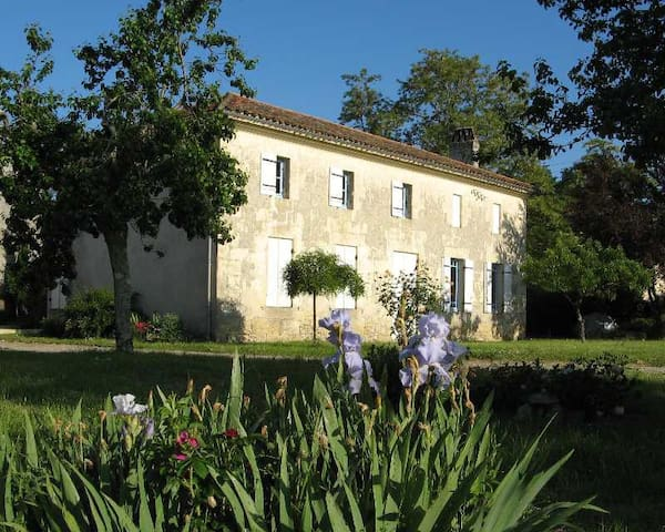 Calm & space in rural SW France - Pujols - Talo