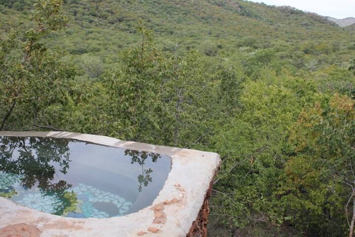 Aloe Lodge, Grootfontein Private Game Reserve - Thabazimbi - Bungalow