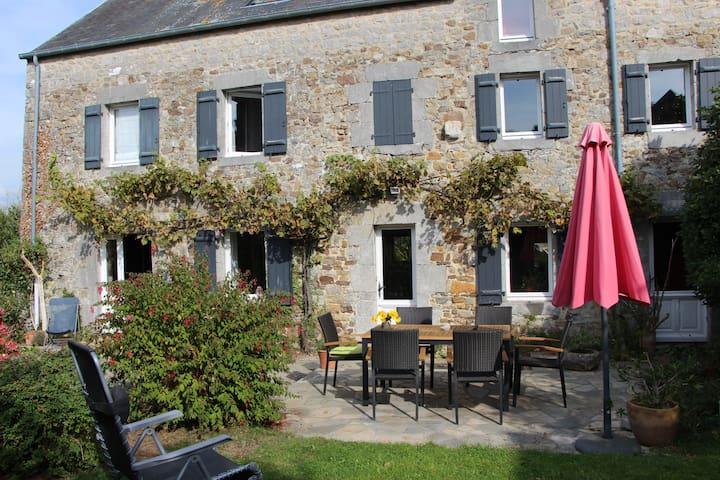 Maison de charme proche de la mer - Montmartin-sur-Mer - Hus